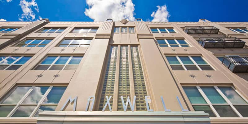 Maxwell Building